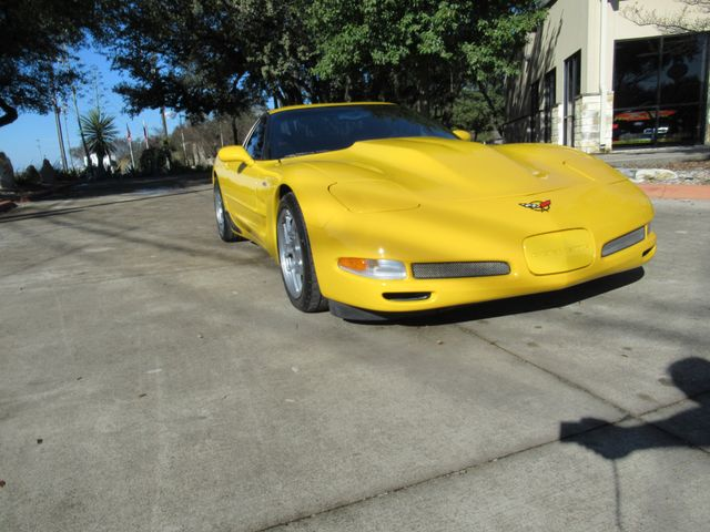 2002 Chevrolet Corvette Z06 Austin , Texas 6