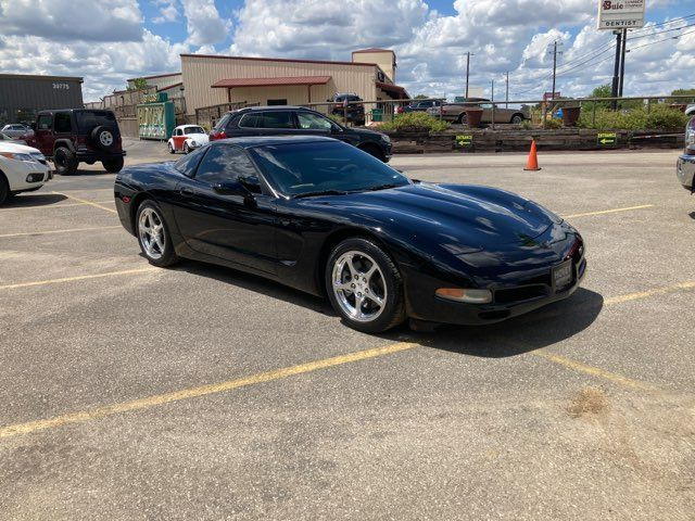 2002 Chevrolet Corvette Targa in Boerne, Texas 78006