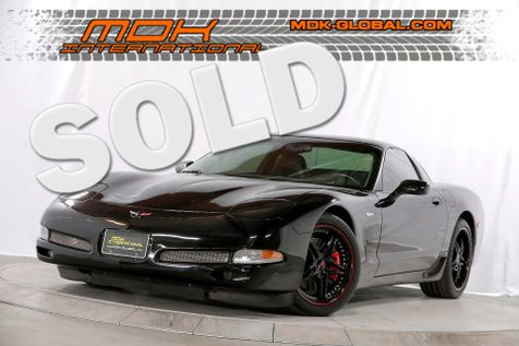 2002 Chevrolet Corvette Z06 - PROCHARGER Supercharged - 520HP+ in Los Angeles