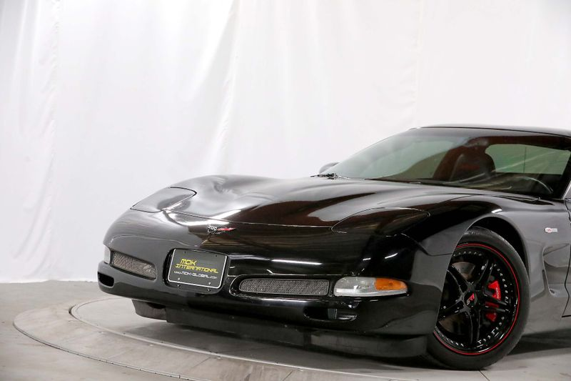 2002 Chevrolet Corvette Z06 - PROCHARGER Supercharged - 520HP  city California  MDK International  in Los Angeles, California