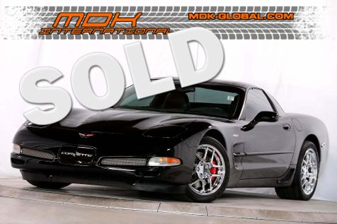 2002 Chevrolet Corvette Z06 - LS6 - Only 14K miles in Los Angeles