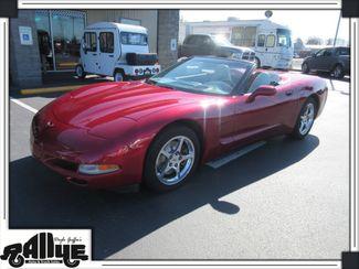 2002 Chevrolet Corvette Convertible in Burlington WA, 98233