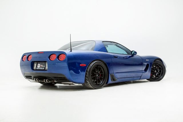 2002 Chevrolet Corvette Z06 With Upgrades in TX, 75006