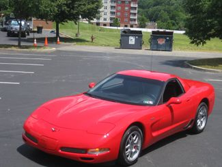 2002 Sold Chevrolet Corvette Z06 Conshohocken, Pennsylvania 24