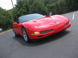 2002 Sold Chevrolet Corvette Z06 Conshohocken, Pennsylvania 9