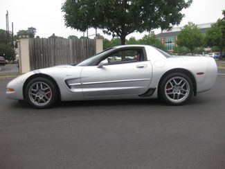 2002 Sold Chevrolet Corvette Z06 Conshohocken, Pennsylvania 2