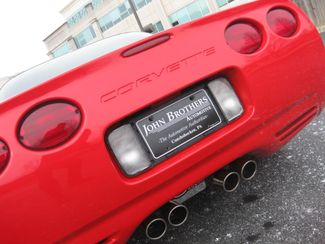 2002 Sold Chevrolet Corvette Z06 Conshohocken, Pennsylvania 44