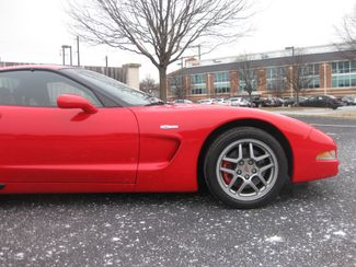 2002 Sold Chevrolet Corvette Z06 Conshohocken, Pennsylvania 30
