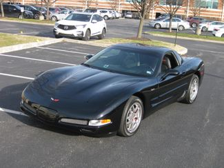 2002 Sold Chevrolet Corvette Z06 Conshohocken, Pennsylvania 37