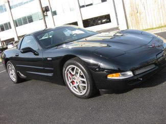 2002 Sold Chevrolet Corvette Z06 Conshohocken, Pennsylvania 25
