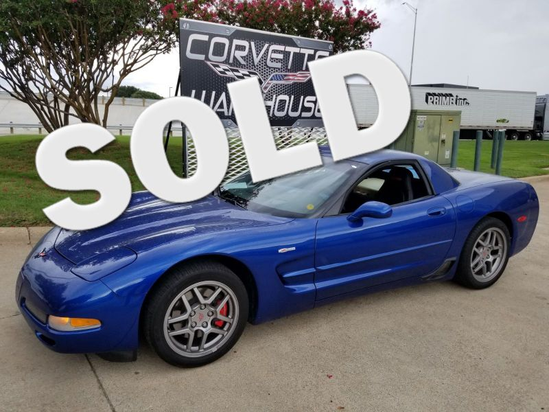2002 Chevrolet Corvette Z06 Hardtop HUD, 100% Original, Only 17k! | Dallas, Texas | Corvette Warehouse
