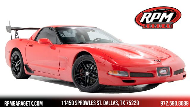 2002 Chevrolet Corvette Z06 with Upgrades in Dallas, TX 75229