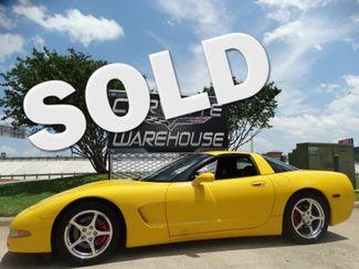 2002 Chevrolet Corvette Coupe 1SC Pkg, HUD, Corsa, Polished Wheels 58k! | Dallas, Texas | Corvette Warehouse  in Dallas Texas