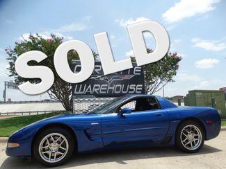 2002 Chevrolet Corvette Z06 Hardtop, CD Player, Z06 Alloys, NICE! 89k! | Dallas, Texas | Corvette Warehouse  in Dallas Texas
