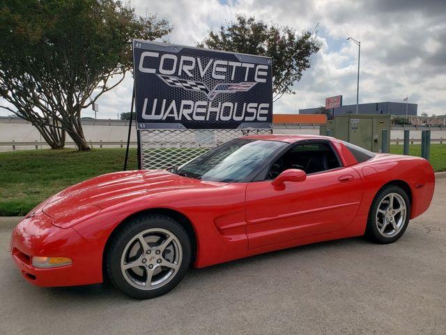 2002 Chevrolet Corvette Coupe 1SC Pkg, HUD, Auto, CD, Polished Wheels 43k in Dallas, Texas 75220