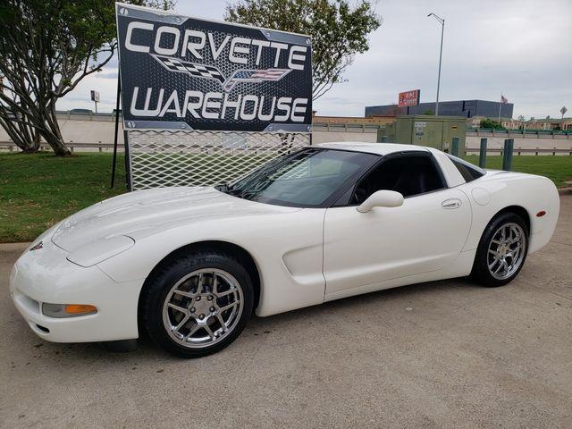 2002 Chevrolet Corvette Coupe 1SC Pkg, Auto, Clarion CD, Z06 Chromes, Nice in Dallas, Texas 75220