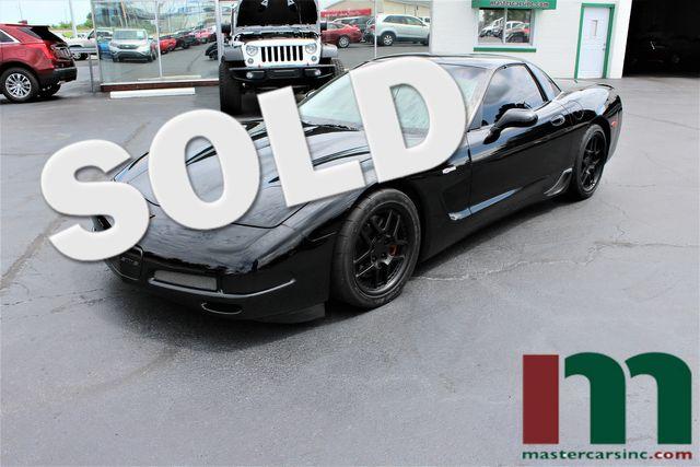 2002 Chevrolet Corvette Z06 Procharged | Granite City, Illinois | MasterCars Company Inc. in Granite City Illinois