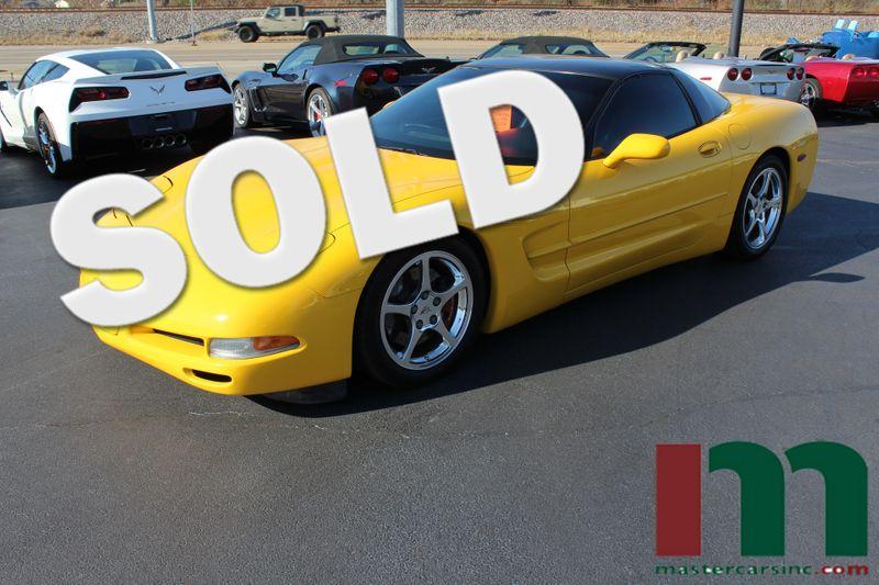 2002 Chevrolet Corvette Pro-Charged   Granite City, Illinois   MasterCars Company Inc. in Granite City Illinois