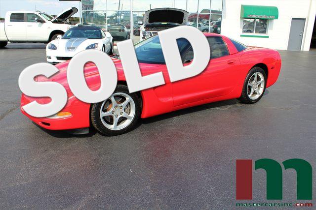 2002 Chevrolet Corvette  | Granite City, Illinois | MasterCars Company Inc. in Granite City Illinois
