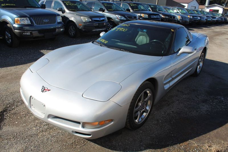 2002 Chevrolet Corvette   city MD  South County Public Auto Auction  in Harwood, MD