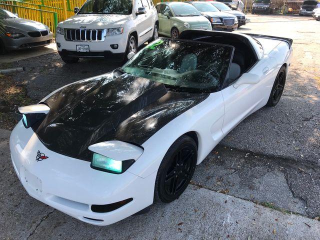 2002 Chevrolet Corvette Coupe Houston, TX 1
