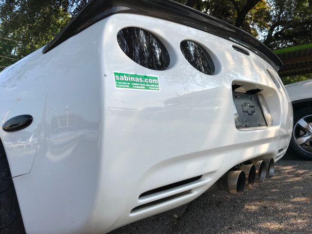 2002 Chevrolet Corvette Coupe Houston, TX 12