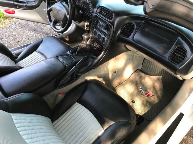 2002 Chevrolet Corvette Coupe Houston, TX 16
