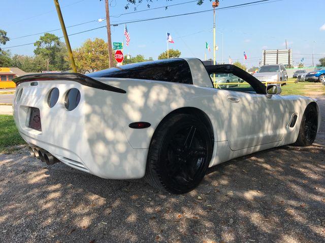 2002 Chevrolet Corvette Coupe Houston, TX 5