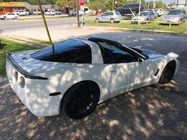2002 Chevrolet Corvette Coupe Houston, TX 6