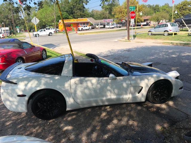2002 Chevrolet Corvette Coupe Houston, TX 7