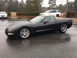 2002 Chevrolet Corvette Base in Kernersville, NC 27284