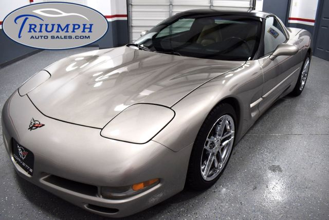 2002 Chevrolet Corvette L1