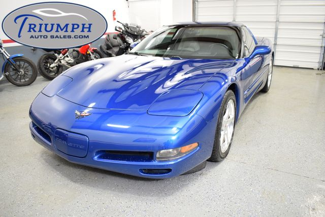 2002 Chevrolet Corvette Base