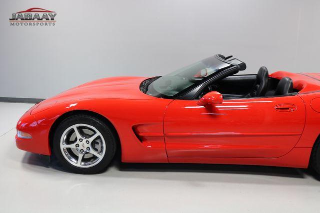 2002 Chevrolet Corvette Merrillville, Indiana 32