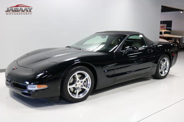 2002 Chevrolet Corvette Merrillville, Indiana 25
