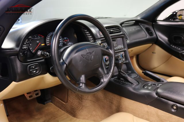 2002 Chevrolet Corvette Merrillville, Indiana 9