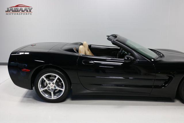 2002 Chevrolet Corvette Merrillville, Indiana 38