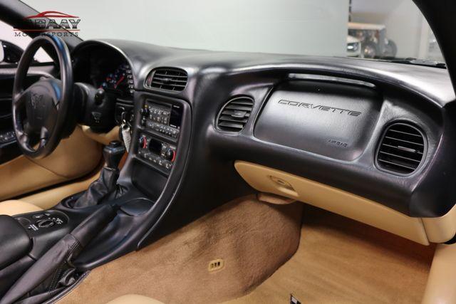 2002 Chevrolet Corvette Merrillville, Indiana 14