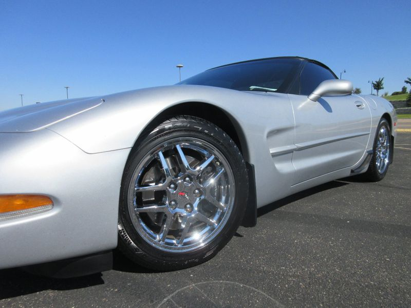 2002 Chevrolet Corvette Convertible  Fultons Used Cars Inc  in , Colorado
