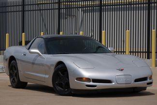 2002 Chevrolet Corvette* Removable Top* Bose* EZ Finance*Auto*   Plano, TX   Carrick's Autos in Plano TX