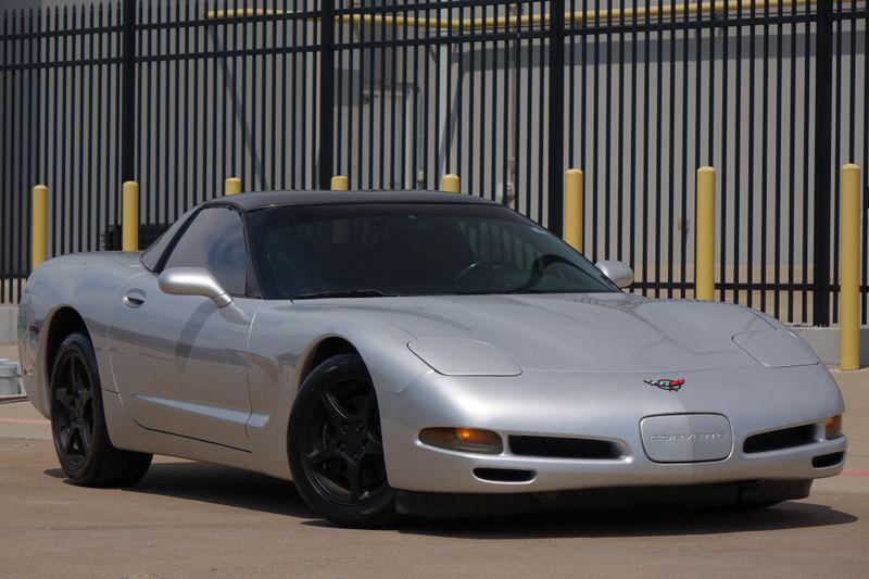 2002 Chevrolet Corvette* Removable Top* Bose* EZ Finance*Auto* | Plano, TX | Carrick's Autos in Plano TX