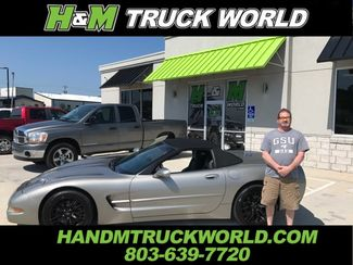 2002 Chevrolet Corvette Convertible in Rock Hill SC, 29730