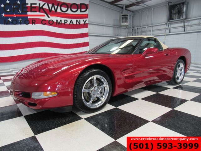 2002 Chevrolet Corvette Convertible C5 383 Lingenfelter Package 475HP NICE in Searcy, AR 72143