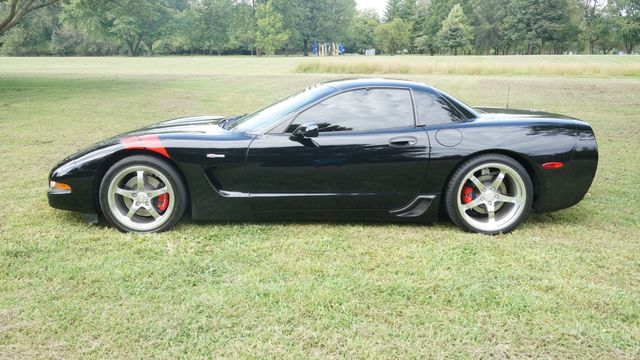 2002 Chevrolet Corvette Z06 Valley Park, Missouri 4