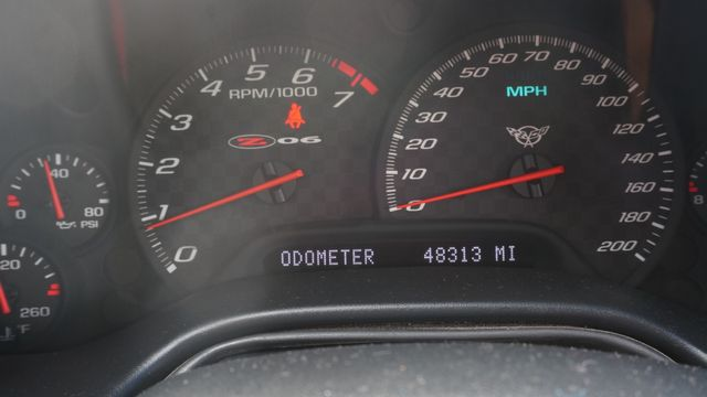 2002 Chevrolet Corvette Z06 Valley Park, Missouri 17