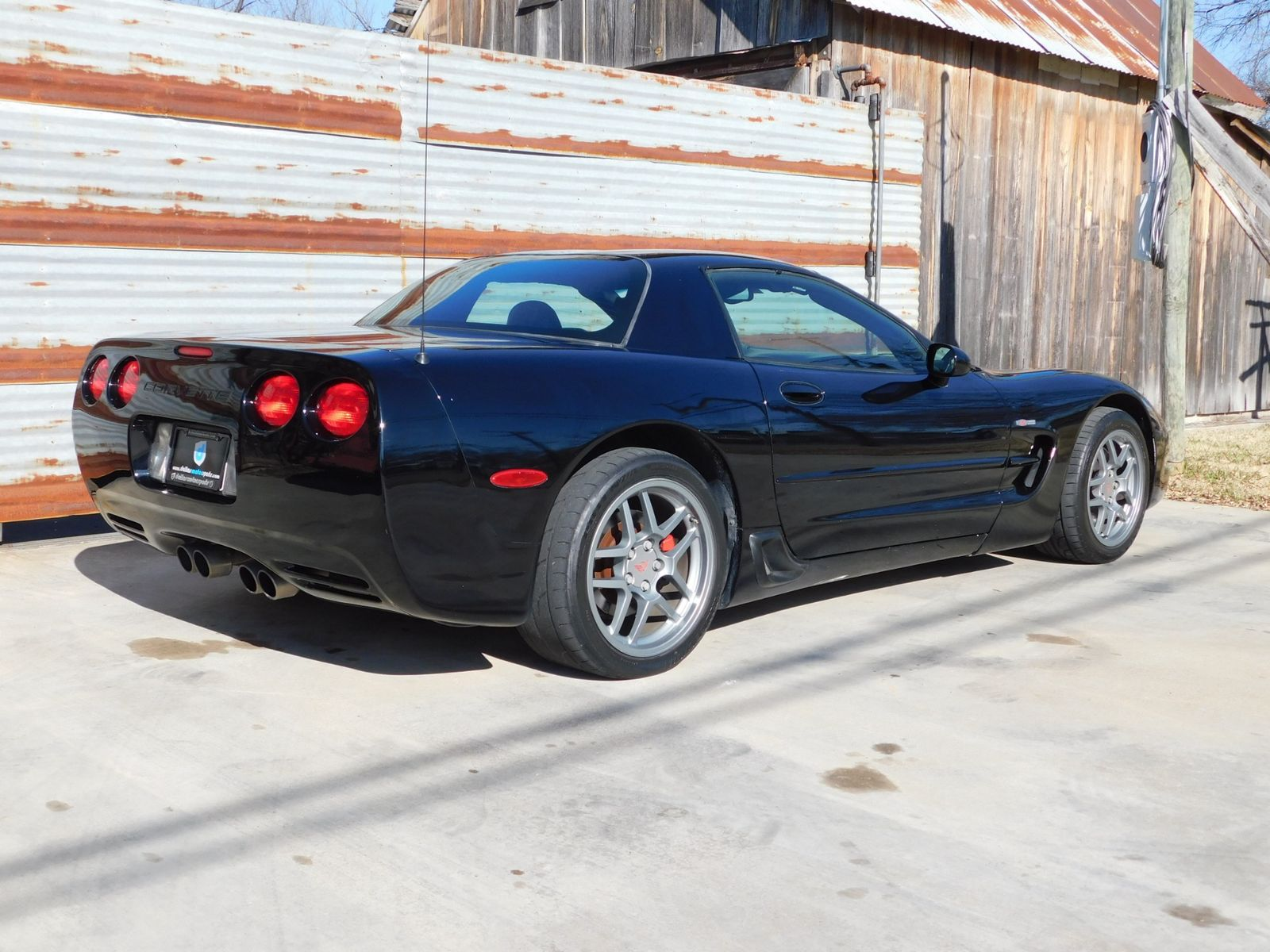 2002 Chevrolet Corvette Z06 city TX Dallas Motorsports