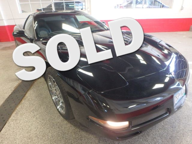 2002 Chevrolet Corvette Z06!~ONE OWNER, NEW TIRES! IMMACULATE!~ Saint Louis Park, MN