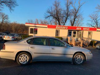 2002 Chevrolet Impala 4d Sedan in Coal Valley, IL 61240