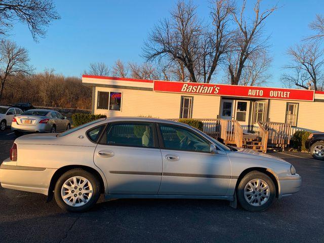2002 Chevrolet Impala 4d Sedan