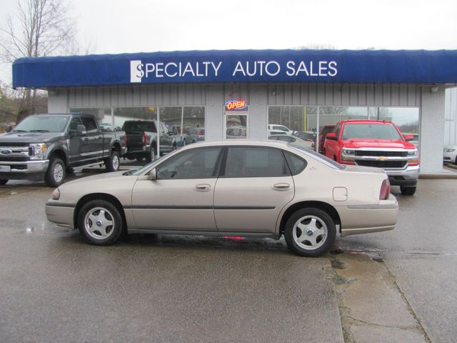 2002 Chevrolet Impala LS Dickson, Tennessee